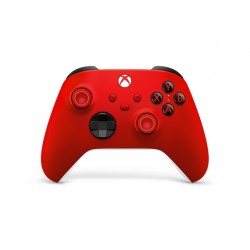 XBOX CONTROLLER SHOCK RED (QAU-00012)