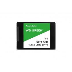 SSD WD GREEN 2.5P SATA 2TB (WDS200T2G0A)