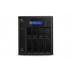 MY CLOUD EX4100 24TB (WDBWZE0240KBK-EESN)