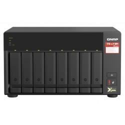 8-BAY NAS AMD RYZEN V1000 (TS-873A-8G)