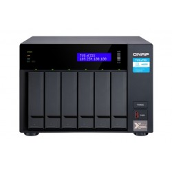 6-BAY NAS INTEL CORE I3-8100T (TVS-672X-I3-8G)