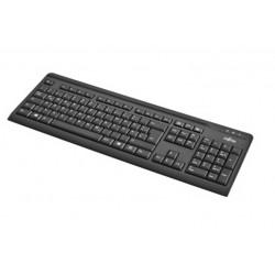 FUJITSU KB410 USB BLACK DE - S26381-K511 (S26381-K511-L420)
