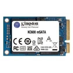 1024G SSD KC600 MSATA (SKC600MS/1024G)