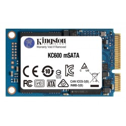 256G SSD KC600 MSATA (SKC600MS/256G)
