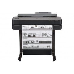 HP DESIGNJET T650 PRINTER 61CM 24IN (5HB08AB19)