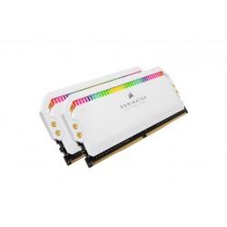 DOM. PLAT. RGB 2X8GB DDR4 3600 WH (CMT16GX4M2C3600C18W)