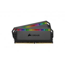 DOM. PLAT. RGB 2X8GB DDR4 3600 BK (CMT16GX4M2C3600C18)