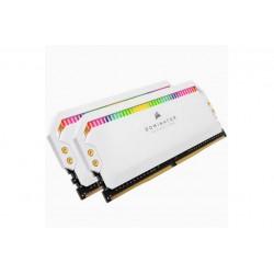 DOM. PLAT. RGB 2X8GB DDR4 3200 WH (CMT16GX4M2E3200C16W)