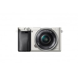 ILCE6000LS APS-C 24.3MP SILVER