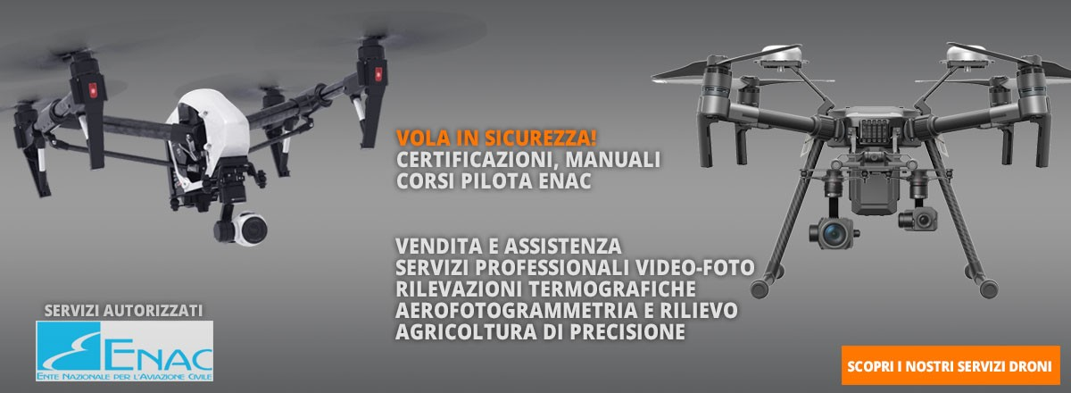 Servizi Droni