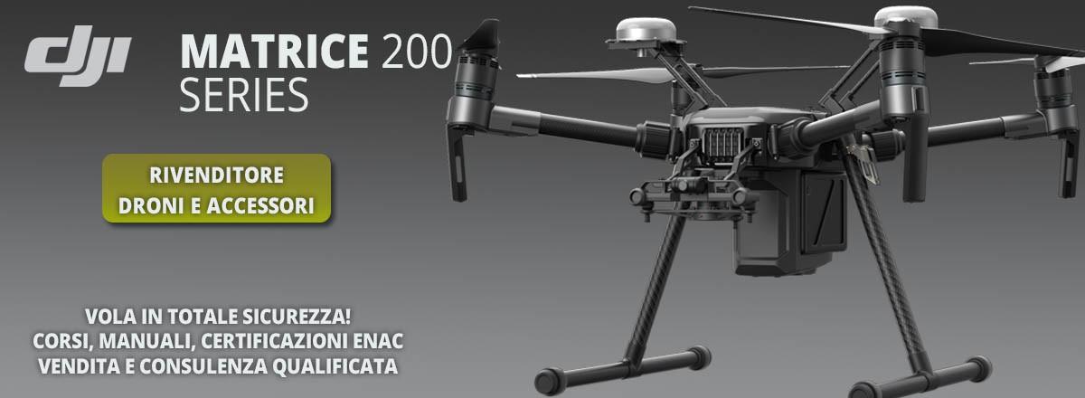 Serie Matrice 200 DJI