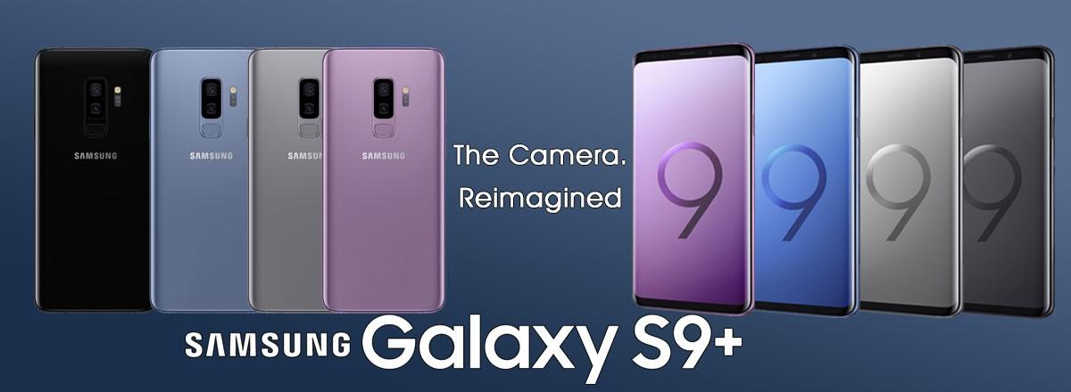 Nuovi Samsung S9 e S9+